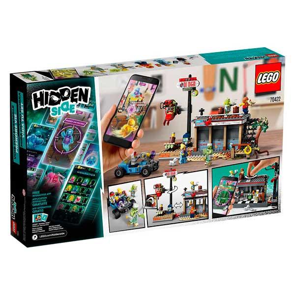 Ataque al Shrimp Shack Lego Hidden Side - Imatge 2