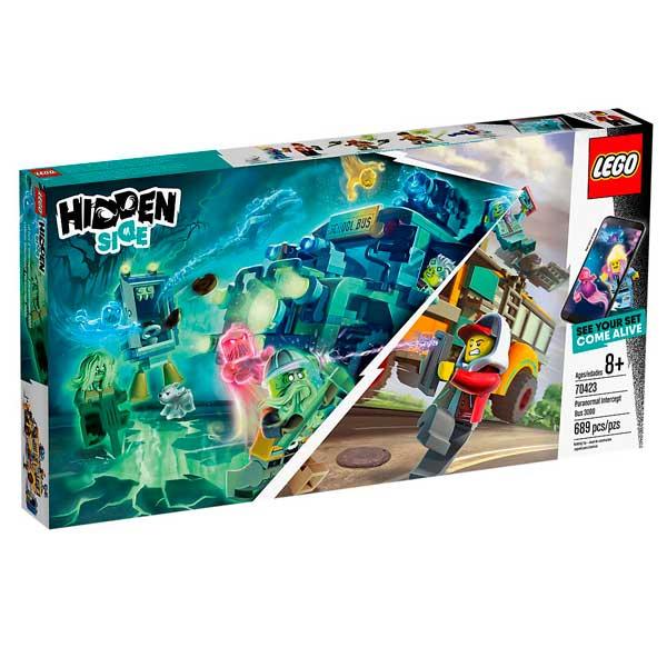 Autobús d'Intercepció Lego Hidden Side - Imatge 1