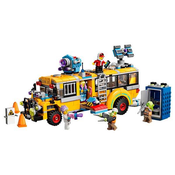 Lego Hidden 70423 Autobús de Intercepción - Imatge 1