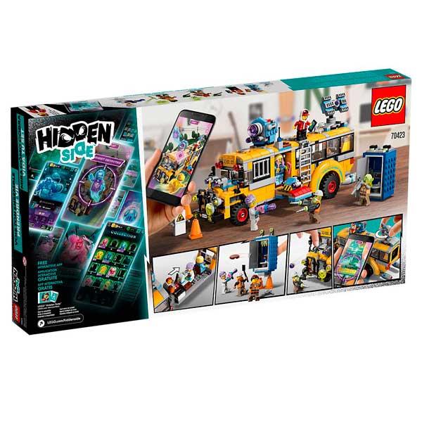 Lego Hidden 70423 Autobús de Intercepción - Imatge 2