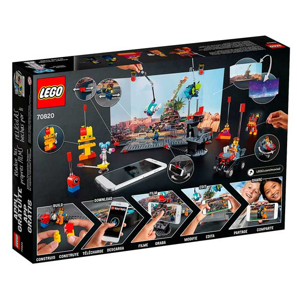 Lego Movie 70820 Maker - Imatge 2