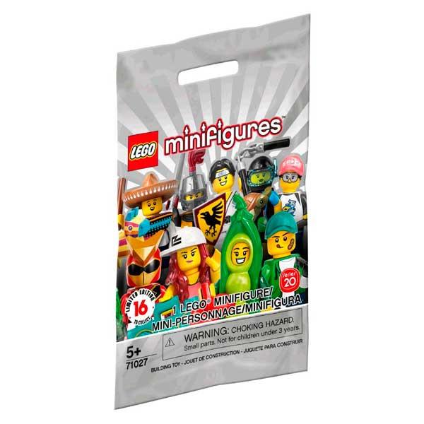 Lego Minifiguras 71027 Sobre Sorpresa 20 Edición