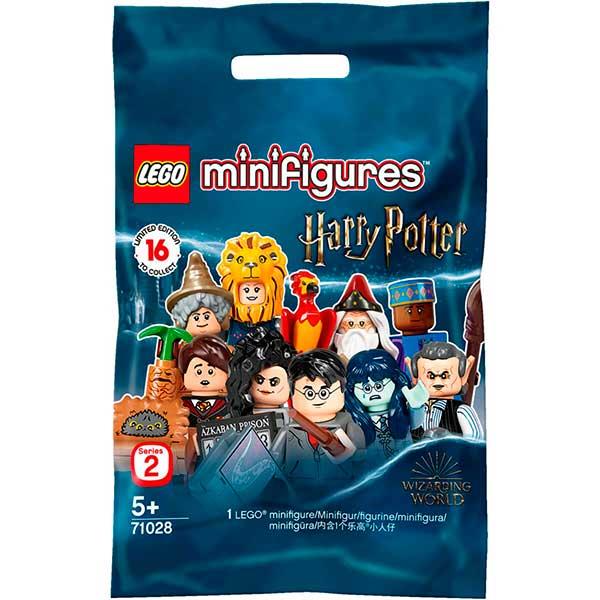 Lego Harry Potter 71028 Sobre Sorpresa Edición 2