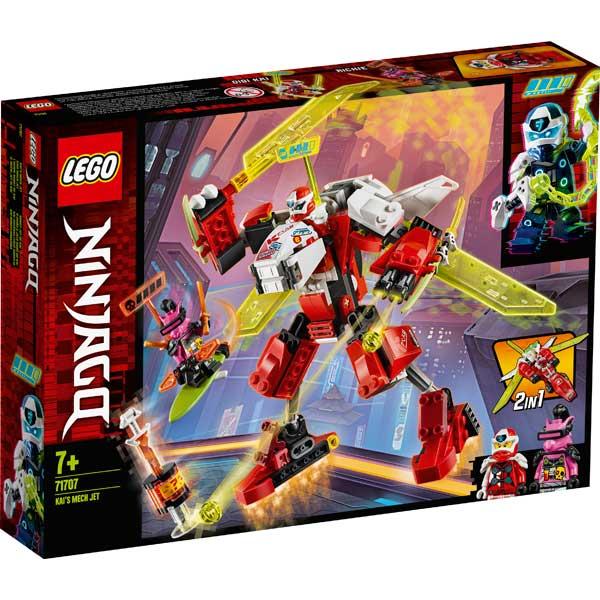 Lego Ninjago 71707 Robot-Jet de Kai