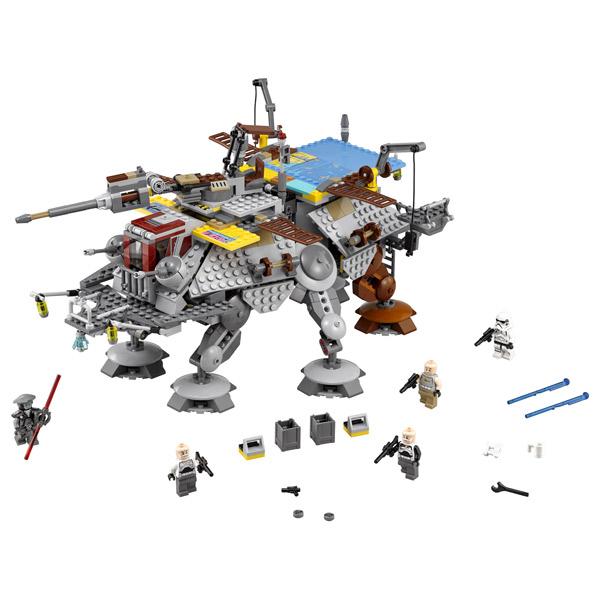 AT-TE del Capitan Rex Lego Star Wars - Imagen 1