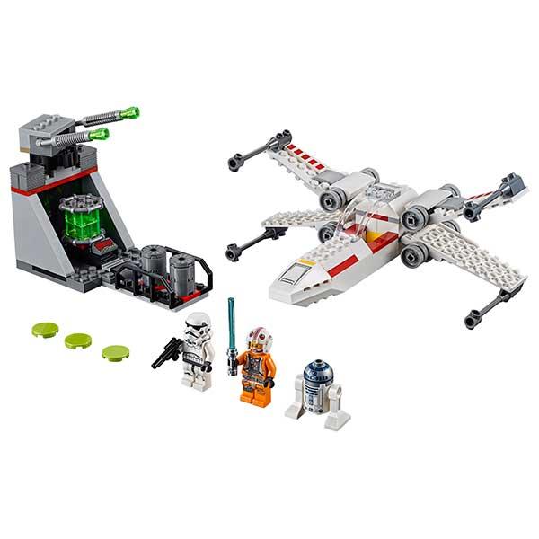 Lego Star Wars 75235 Asalto a la Trinchera del Caza Estelar Ala-X - Imagen 1
