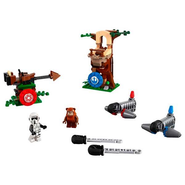 Lego Star Wars 75238 Asalto a Endor - Imagen 1