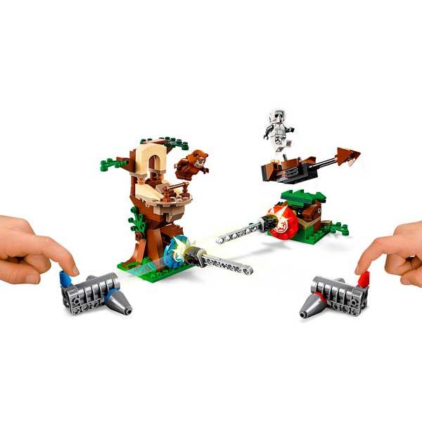 Lego Star Wars 75238 Asalto a Endor - Imagen 2
