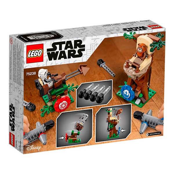 Lego Star Wars 75238 Asalto a Endor - Imagen 3