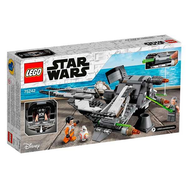 Interceptor TIE Black Ace Lego Star Wars - Imatge 3