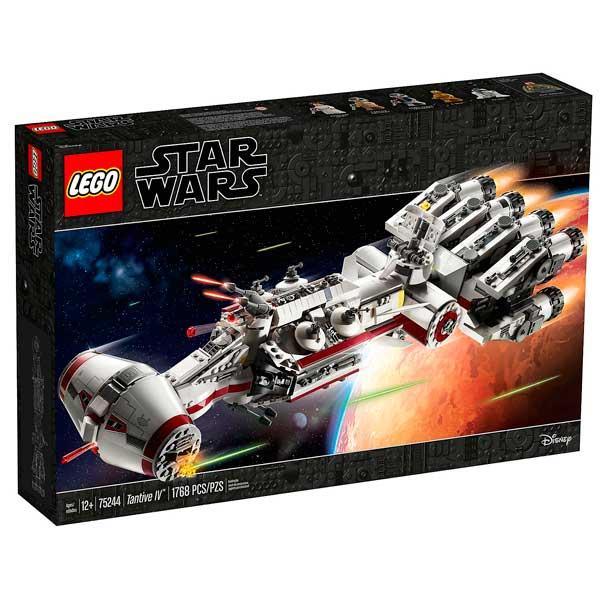 Tantive IV Lego Star Wars - Imagen 1