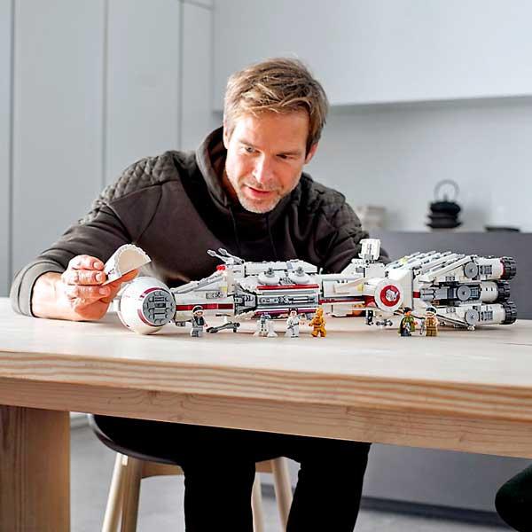 Tantive IV Lego Star Wars - Imagen 3