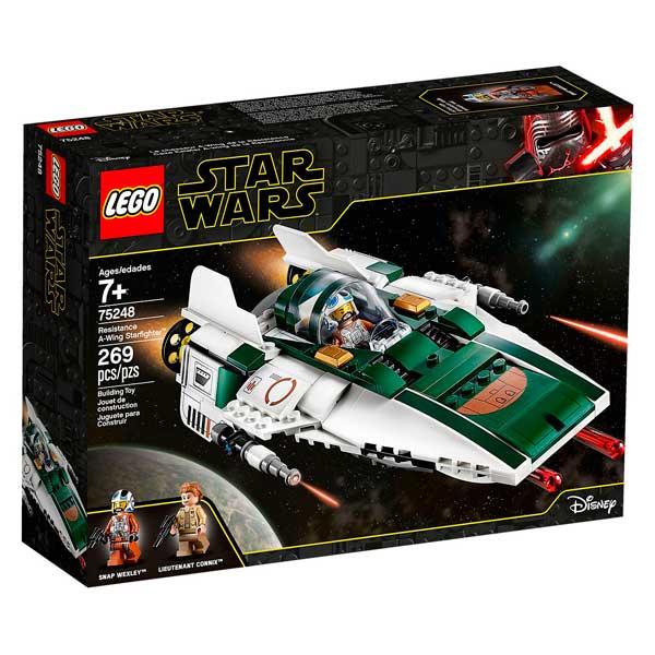 Lego Star Wars 75248 Caza Estelar Ala-A