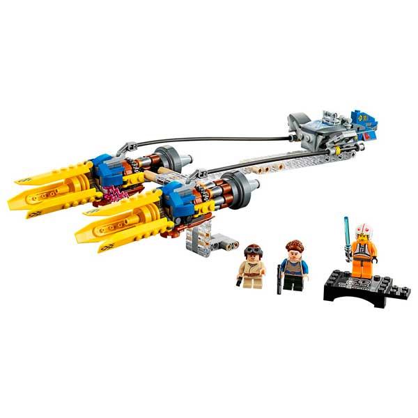 Lego Star Wars 75258 Vaina de Carreras de Anakin - Imatge 1