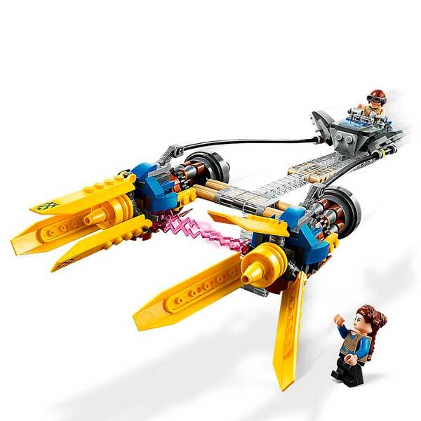 Lego Star Wars 75258 Vaina de Carreras de Anakin - Imatge 2