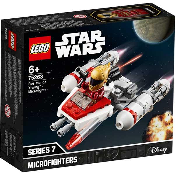 Lego Star Wars 75263 Microfighter: Ala-Y Resistencia