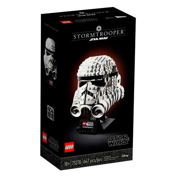 Lego Star Wars 75276 Casco de Soldado de Asalto