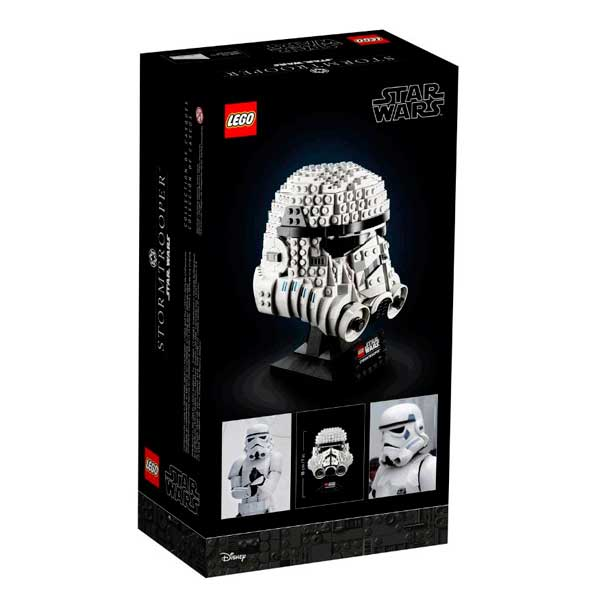 Lego Star Wars 75276 Casco de Soldado de Asalto - Imagen 2