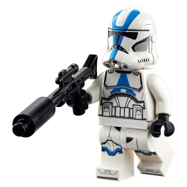 Lego Star Wars 75280 Soldados Clon de la Legión 501 - Imagen 4
