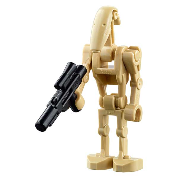 Lego Star Wars 75280 Soldados Clon de la Legión 501 - Imagen 5