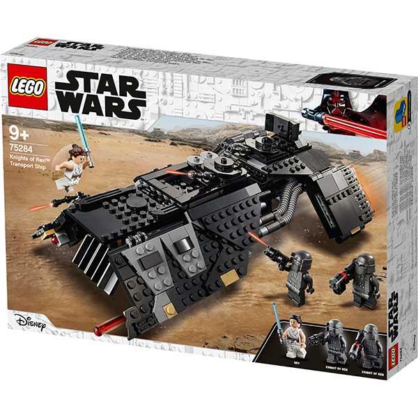 Lego Star Wars 75284 Nave de Transporte de los Caballeros de Ren