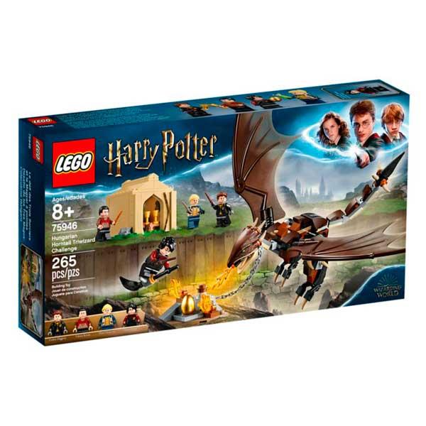 Lego Harry Potter 75946 Desafío de los Tres Magos