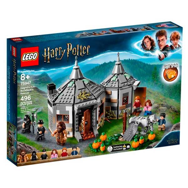 Cabana de Hagrid Lego Harry Potter - Imatge 1
