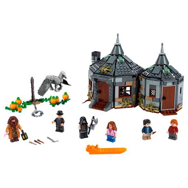 Lego Harry Potter 75947 Cabaña de Hagrid - Imatge 1