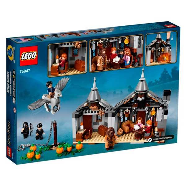 Lego Harry Potter 75947 Cabaña de Hagrid - Imatge 2
