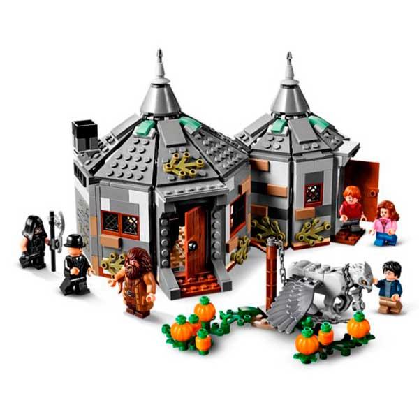 Lego Harry Potter 75947 Cabaña de Hagrid - Imatge 3