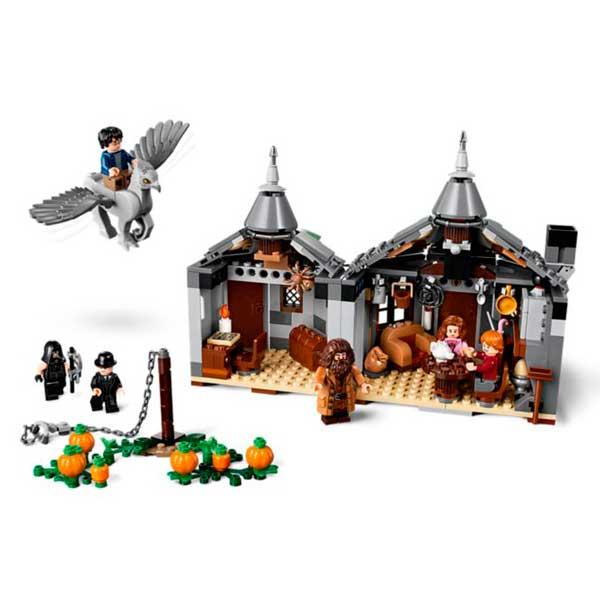 Lego Harry Potter 75947 Cabaña de Hagrid - Imatge 4