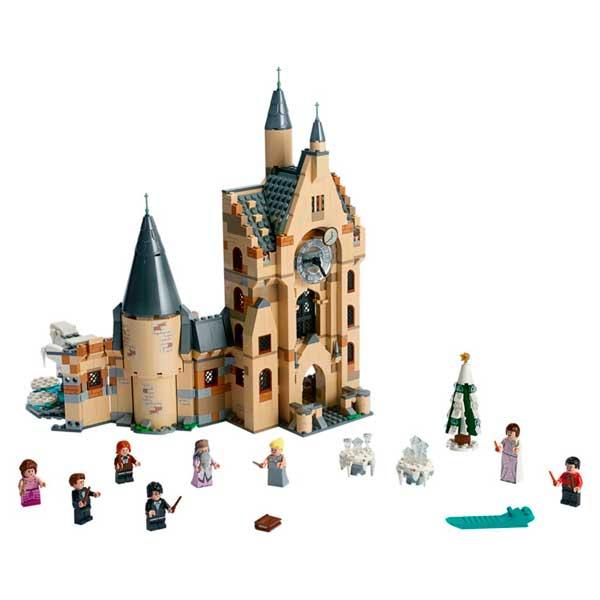 Lego Harry Potter 75948 Torre del Reloj de Hogwarts - Imatge 1