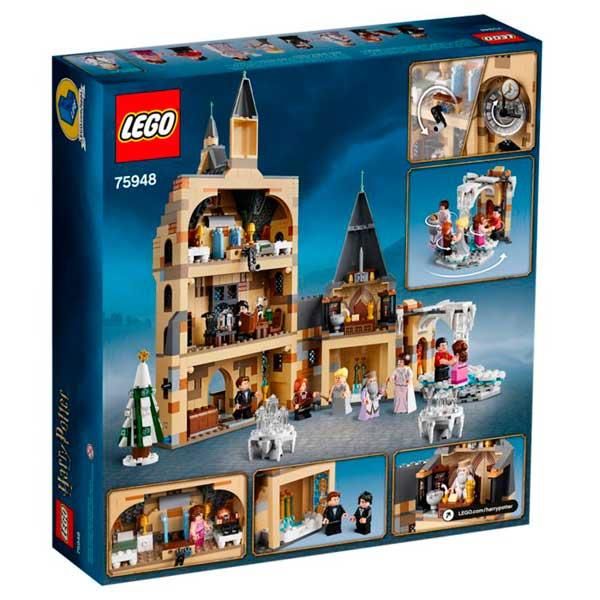 Lego Harry Potter 75948 Torre del Reloj de Hogwarts - Imatge 2