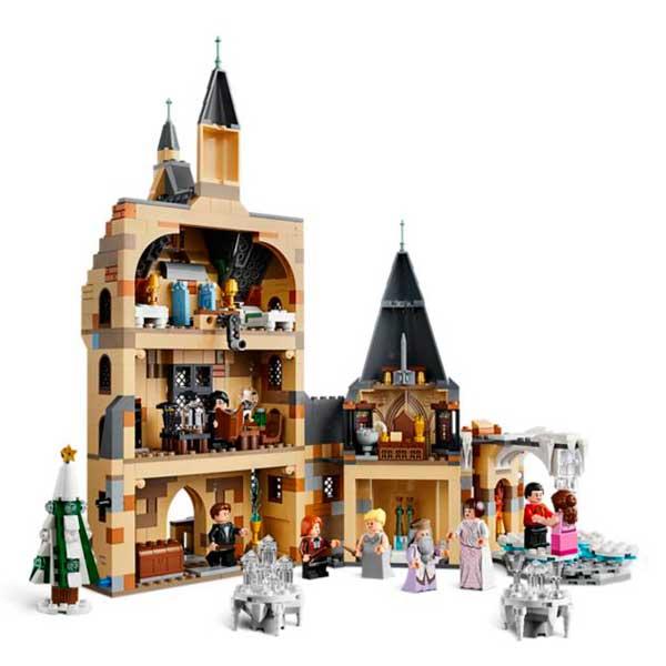 Lego Harry Potter 75948 Torre del Reloj de Hogwarts - Imatge 4