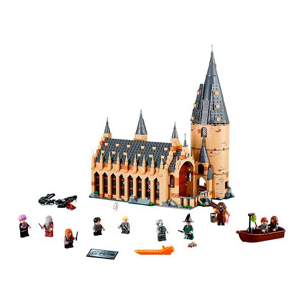 Lego Harry Potter 75954 Gran Comedor de Hogwarts - Imagen 1
