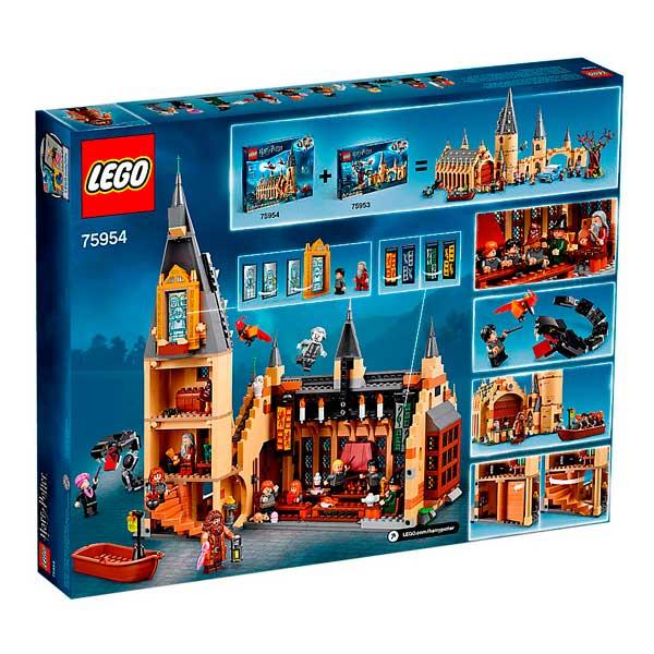 Lego Harry Potter 75954 Gran Comedor de Hogwarts - Imagen 2