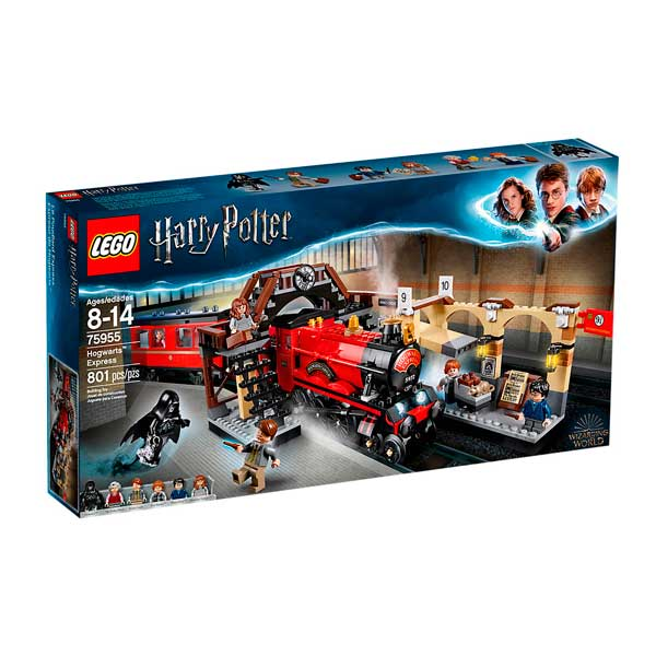 Tren Exprés de Hogwarts Lego Harry Potter - Imatge 1
