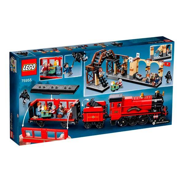 Lego Harry Potter 75955 Expreso de Hogwarts - Imatge 2