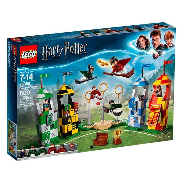 Lego Harry Potter 75956 Partido de Quidditch