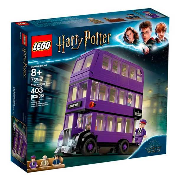 Lego Harry Potter 75957 Autobús Noctámbulo - Imagen 1