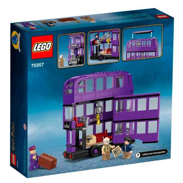 Lego Harry Potter 75957 Autobús Noctámbulo - Imagen 2