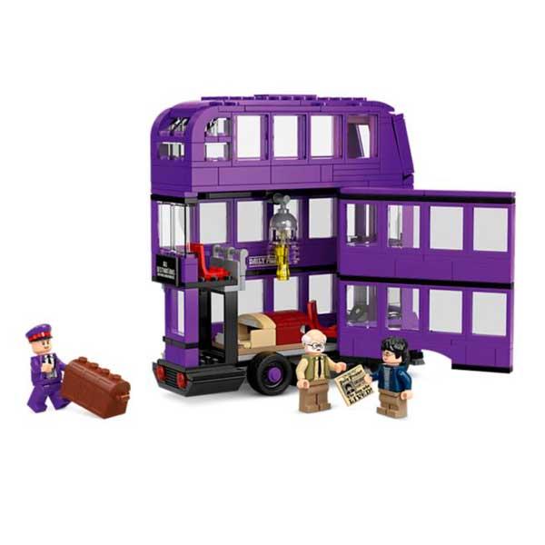 Lego Harry Potter 75957 Autobús Noctámbulo - Imagen 3