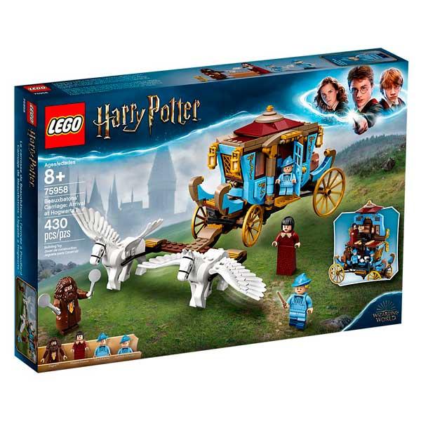 Carruatge de Beauxbatons Lego Harry Potter - Imatge 1