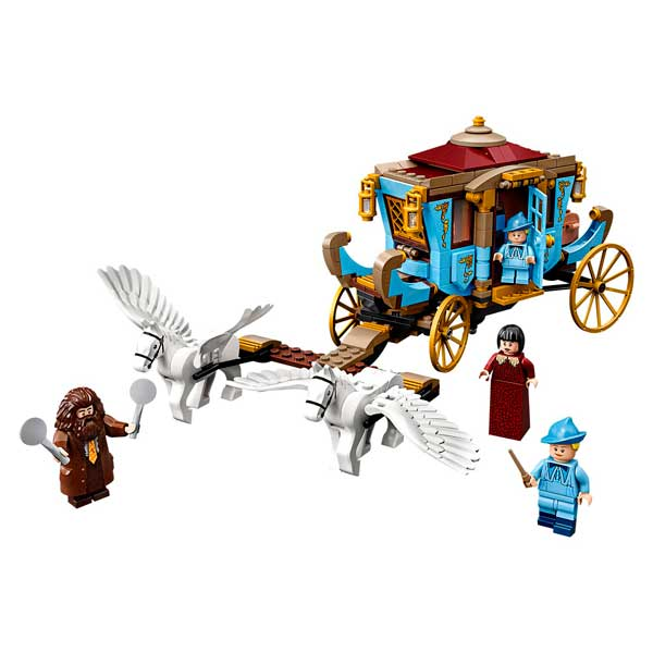 Lego Harry Potter 75958 Carruaje de Beauxbatons - Imatge 1