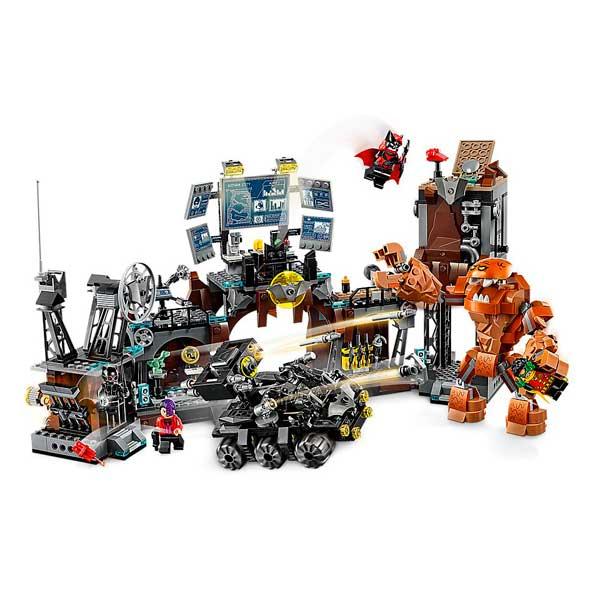 Lego DC Superheroes 76122 Irrupción de Clayface en la Batcueva - Imagen 2