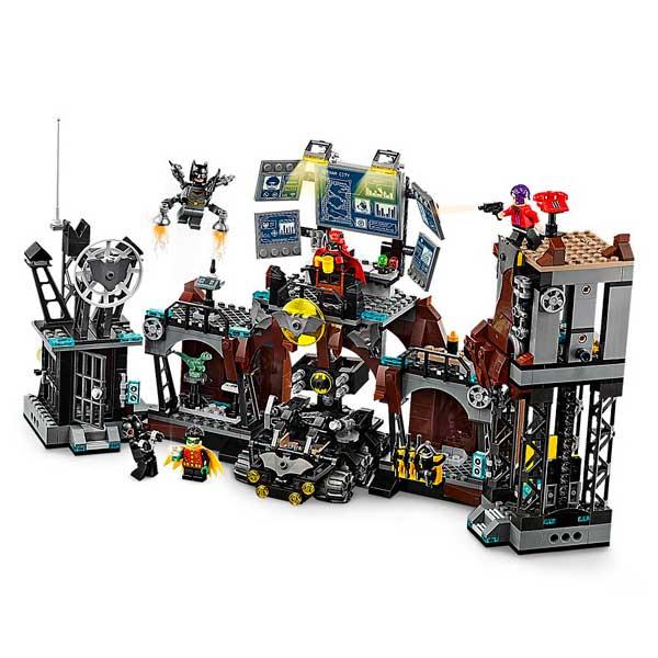 Lego DC Superheroes 76122 Irrupción de Clayface en la Batcueva - Imagen 3