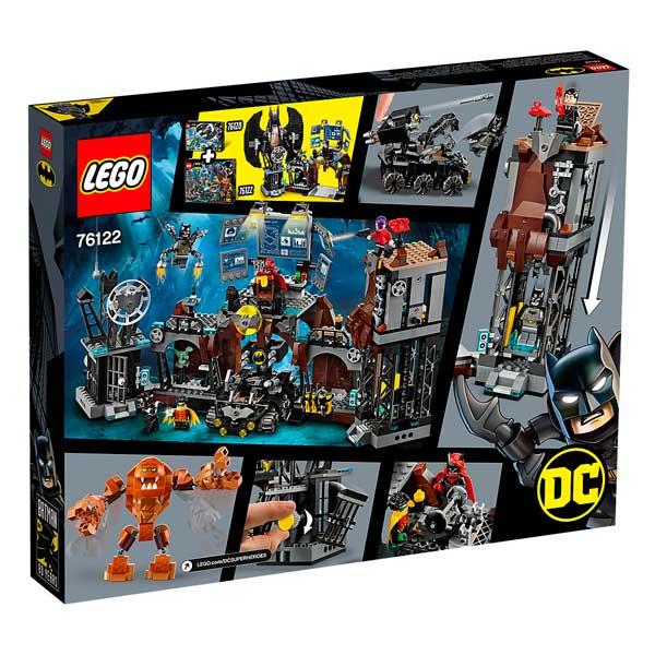 Lego DC Superheroes 76122 Irrupción de Clayface en la Batcueva - Imagen 4