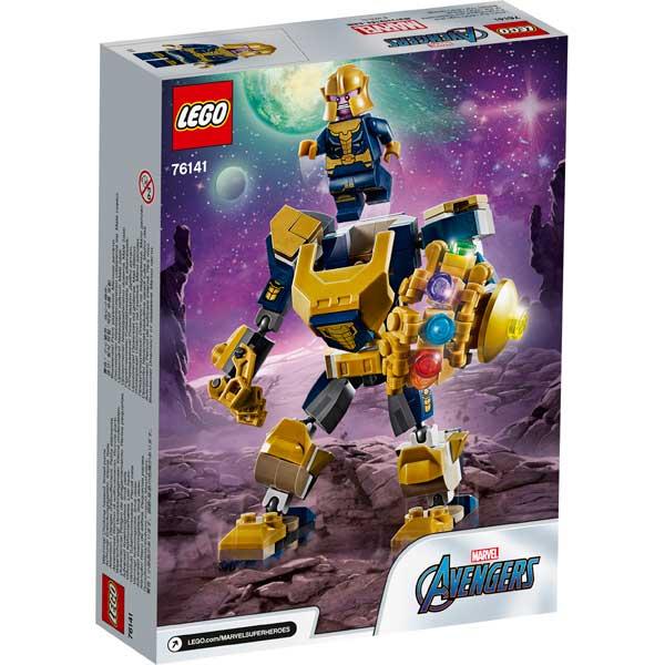 Lego Marvel 76141 Armadura Robótica de Thanos - Imagen 1
