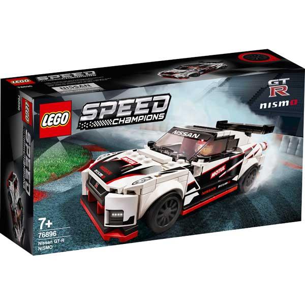 Lego Speed Champions 76896 Nissan GT-R NISMO - Imagen 1