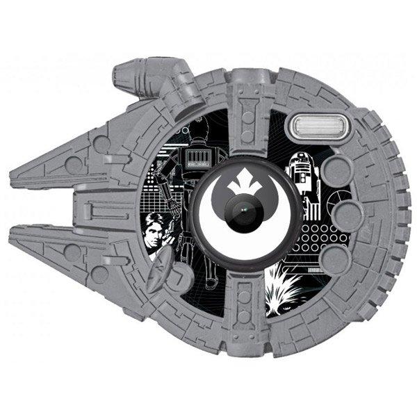 Camara Digital 5Mpx Star Wars